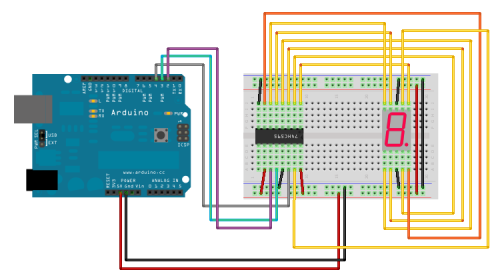 object counter with 7 segment display project pdf